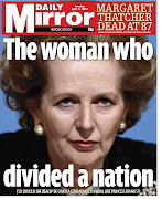 Or Margaret Thatcher? You might be a little ticked off. cheney