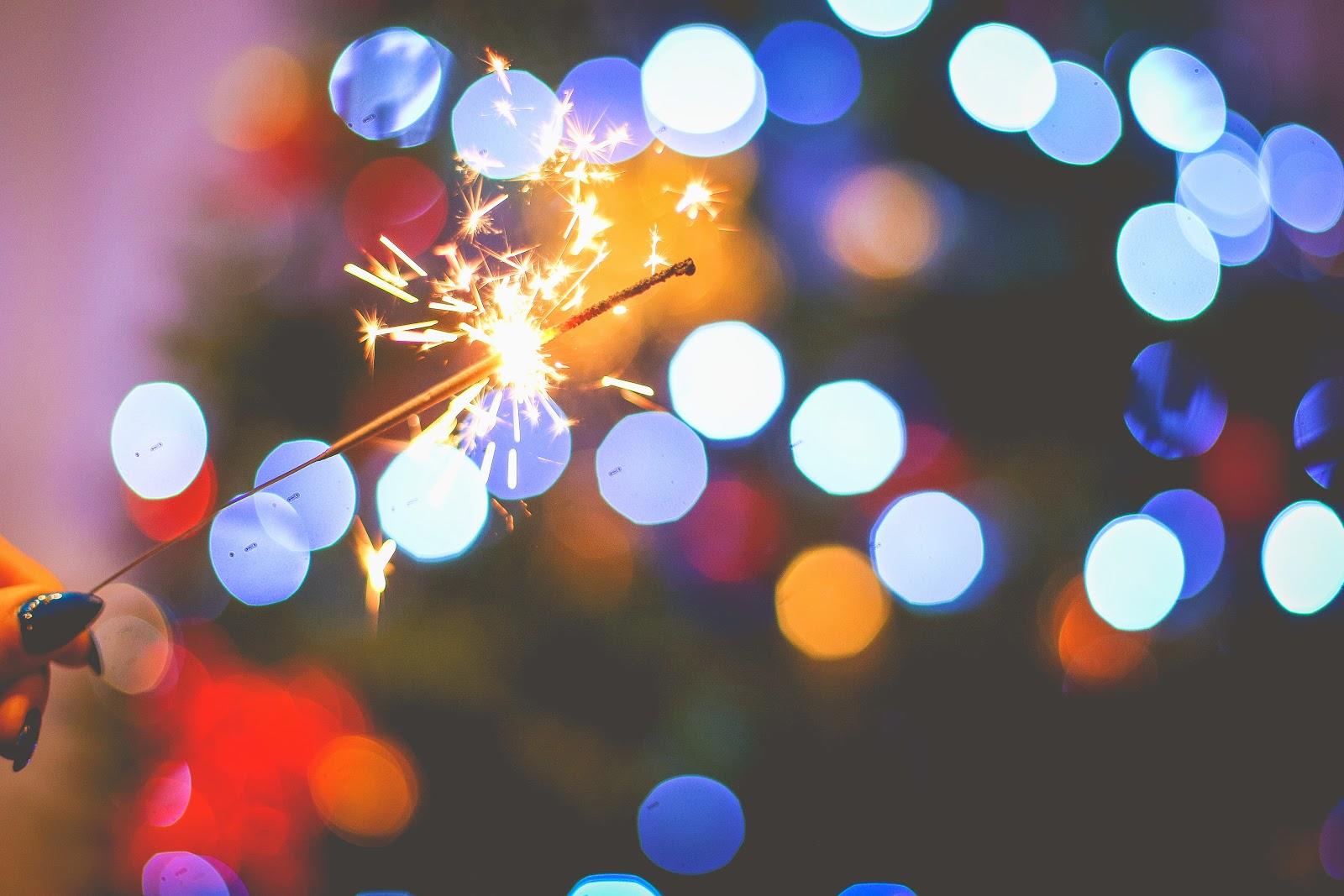 sparkler image