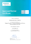 SIEMENS APPROVED PARTNER (DISTRIBUTOR)