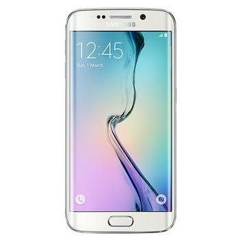 Samsung Galaxy S6 Edge Putih Smartphone + Powerbank