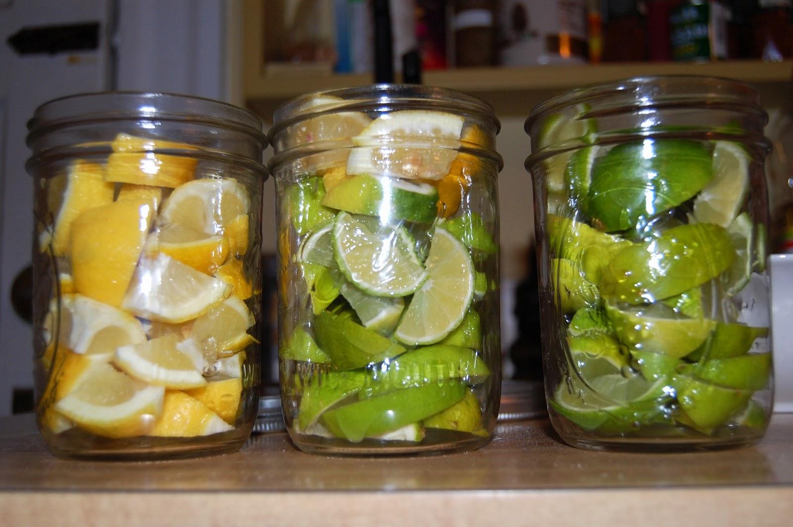 Life Gives You Lemons? Pickle it!