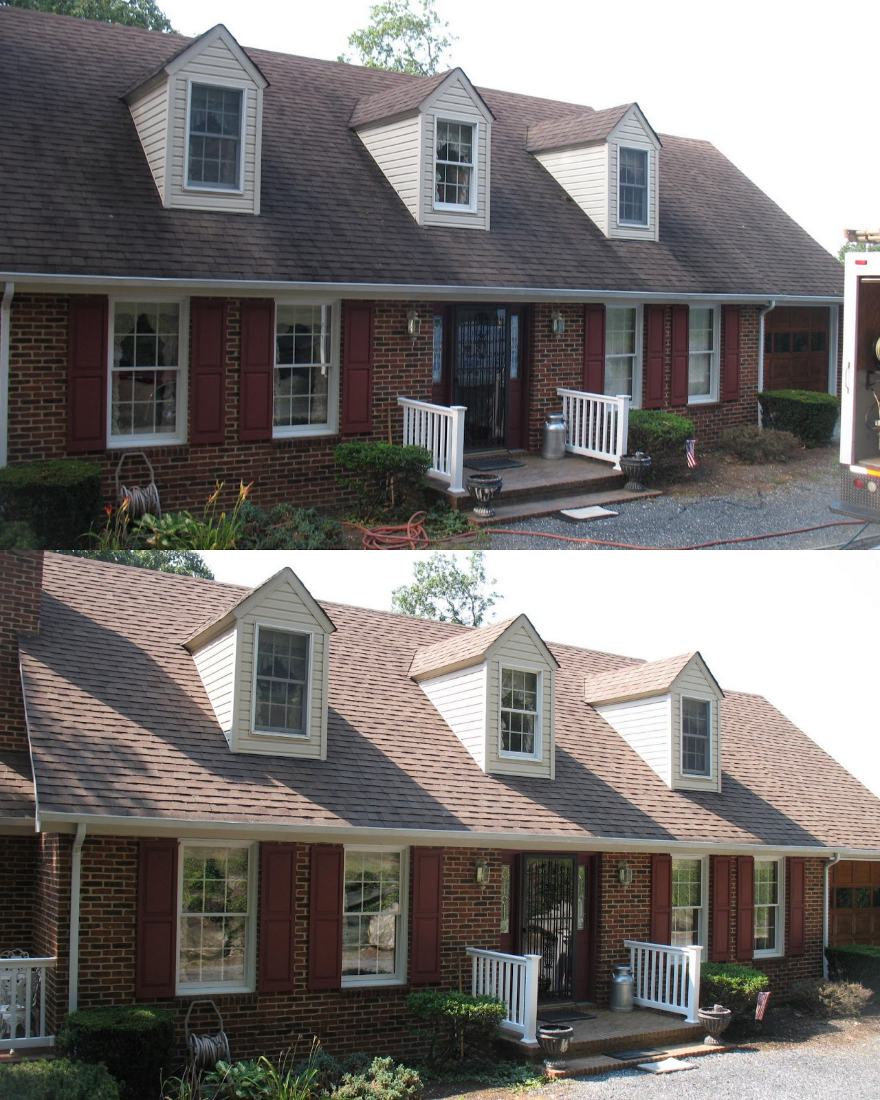 Blue Ridge Exterior Cleaning Save Your Roof
