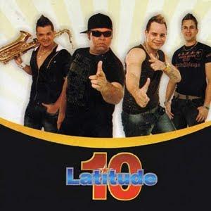 LATITUDE 10 • CD NOVO - 2011