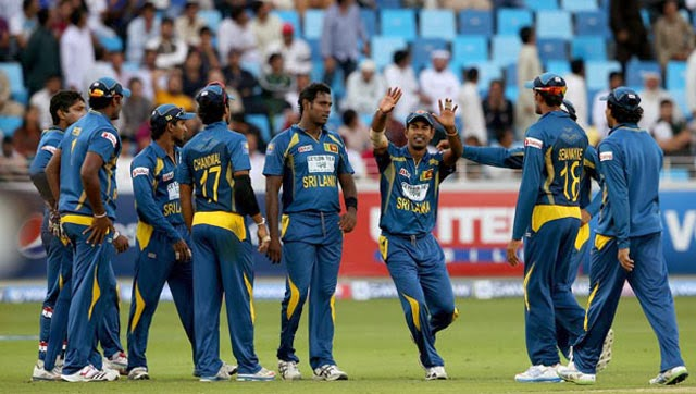 Sri Lanka Squad