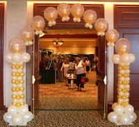 Balloon Arches For Weddings6