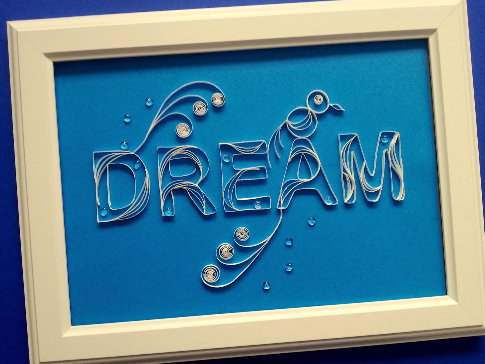 Quilled Secrets A DREAM