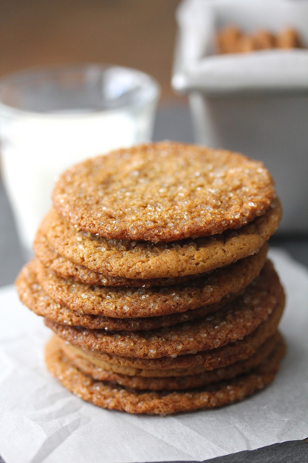 Sparkling Ginger Chip Cookies Recipes — Dishmaps