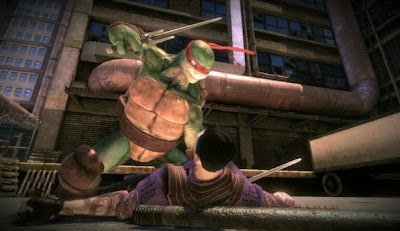 Teenage Mutant Ninja Turtles Out of the Shadows Game Play Free