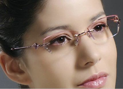 Women s Eyeglass Frames With Crystals : Cool Eyeglasses for Woman ~ New Fashion Arrivals/Styles