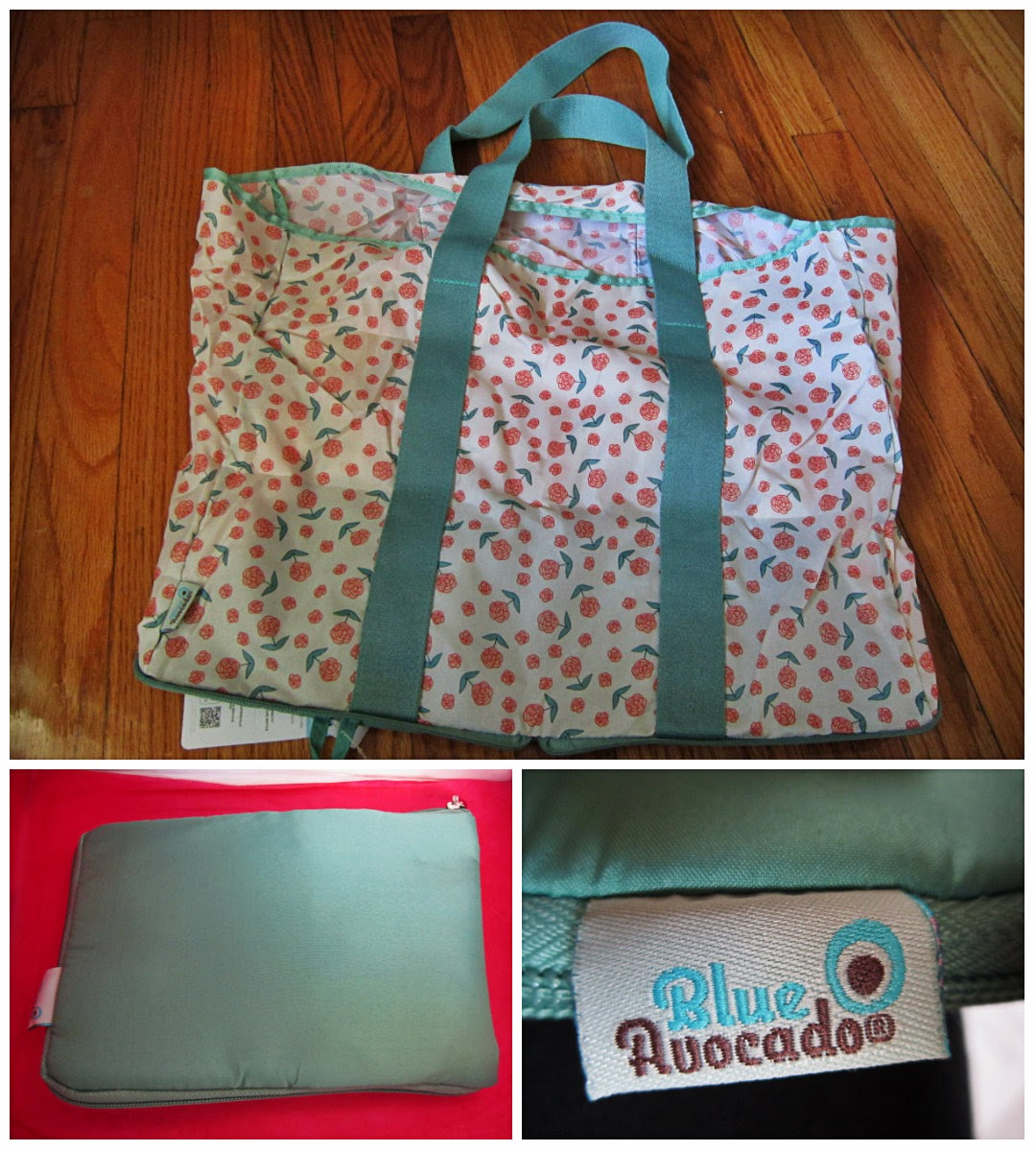 BlueAvocado (Eco) Shopper,