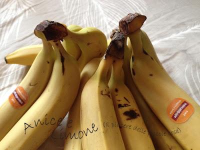 banane e Dieta delle banane