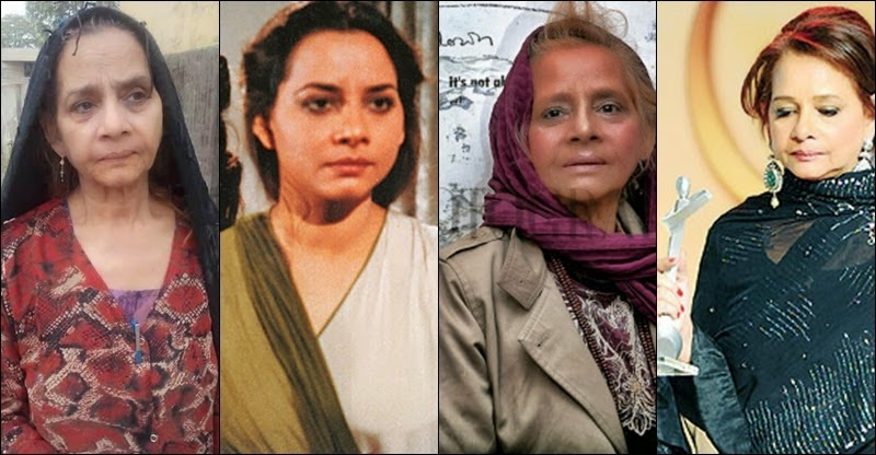 roohi bano living legend of pakistan now living in very