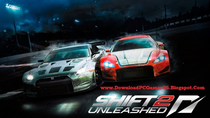 NFS Shift 2 Unleashed PC