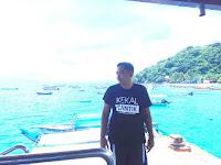 Santai santai di Pulau Perhentian