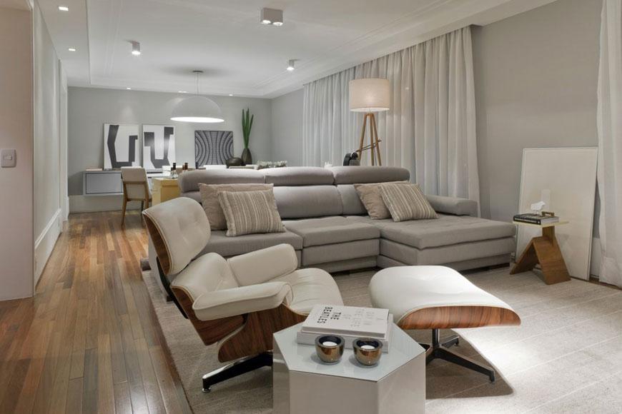 Interior Design Urban Style Apartment | Home Interiors Design And ...