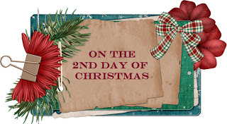 On the 2nd Day of Christmas... | Frosted Designs