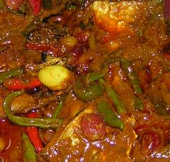 Chili Fish, Fish, Chili