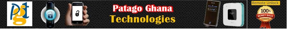Patago Ghana Technologies: How to Unlock Vodafone R207 ...