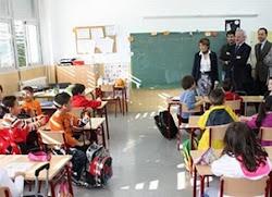EL PRESIDENTE VALCÁRCEL Y LA EDUCACIÓN