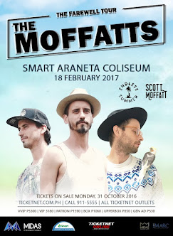 The Moffatts Live in Manila