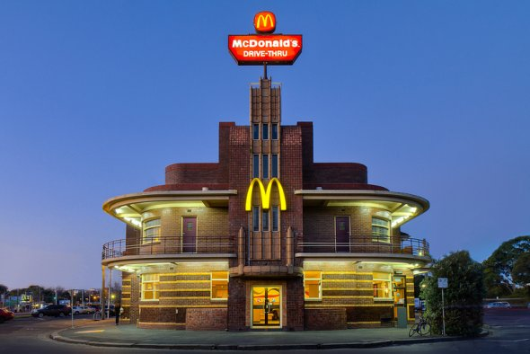 mcdonald restaurants