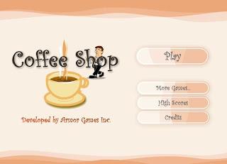 kafe işletme kahve oyunu