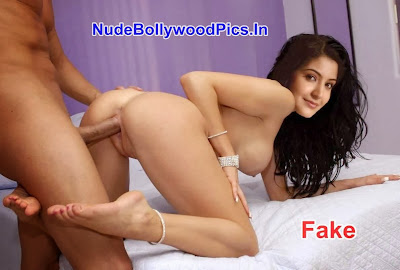 Anushka Sharma Nude in Doggy Style Fucked in Her Ass Fake