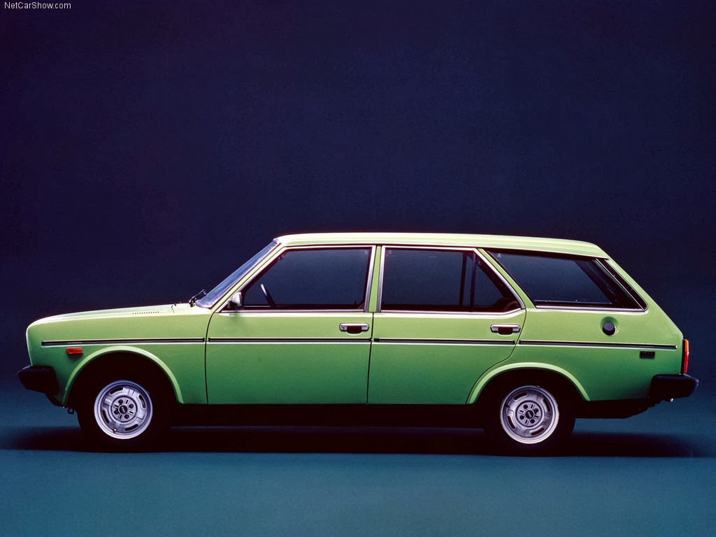 Avengers in Time: 1974, Cars: Fiat 131 (Mirafiori)