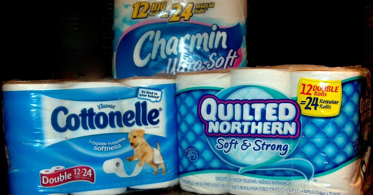 Toilet Paper Brand Comparison