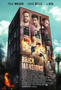 Brick Mansions 2014 Movie