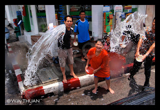 Songkran Party in Phuket