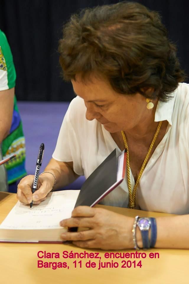 CLARA SÁNCHEZ, 11/06/2014