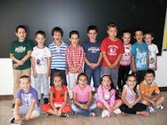 1.º ano - 2011/2012
