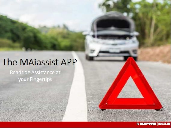 MAiassist mobile application