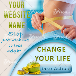 Lose Weight Web Banner