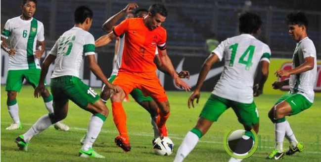 5 Pemain Sepakbola terkenal Dunia yang datang ke Indonesia
