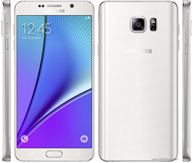 Samsung Galaxy note 5 Specification & AnTuTu, Benchmark Review