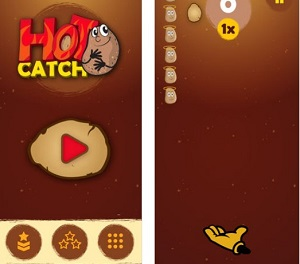 Arcade Game of the Week - Hot Potato Catch
