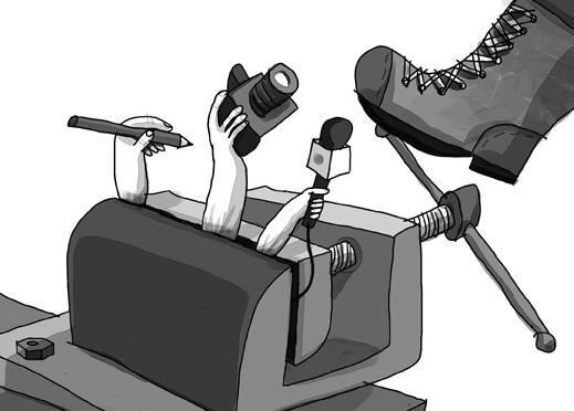 Vanidad del periodista