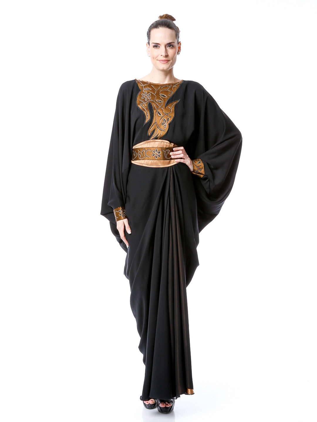 abaya casual abaya sale 2013 daily wear black modern