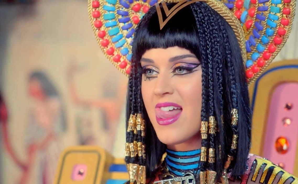 CHART RIGGER: February... Katy Perry Dark Horse