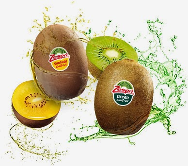 Kiwis Zespri un sano placer saludable