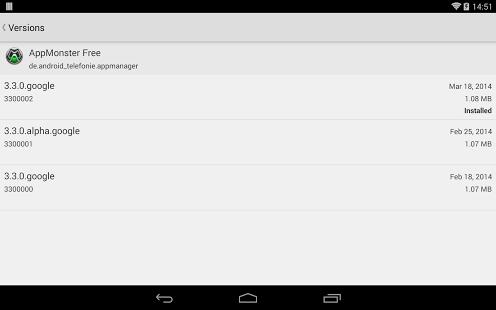 Appmonster Pro Backup Restore V3.4.1 Apk