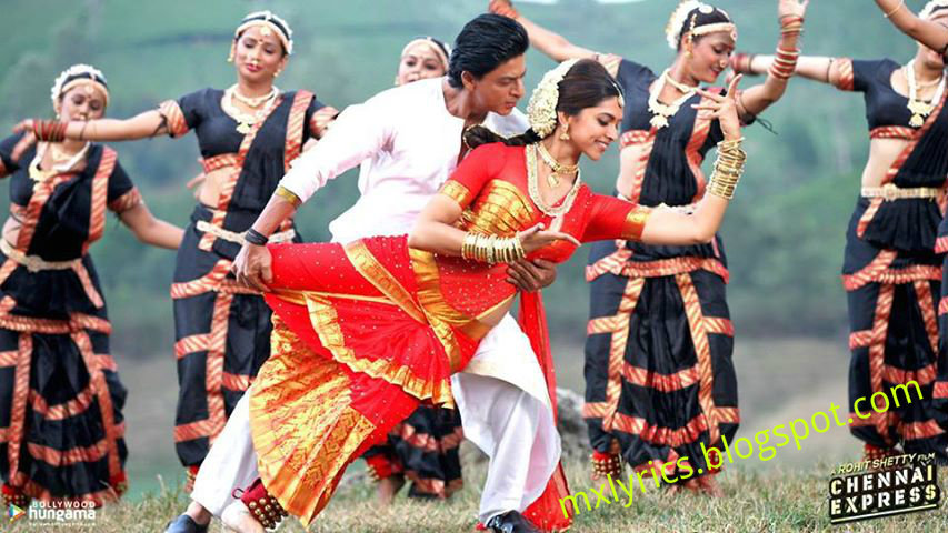 One Two Three Four 1234 Get on the Dance Floor Lyrics From Chennai Express