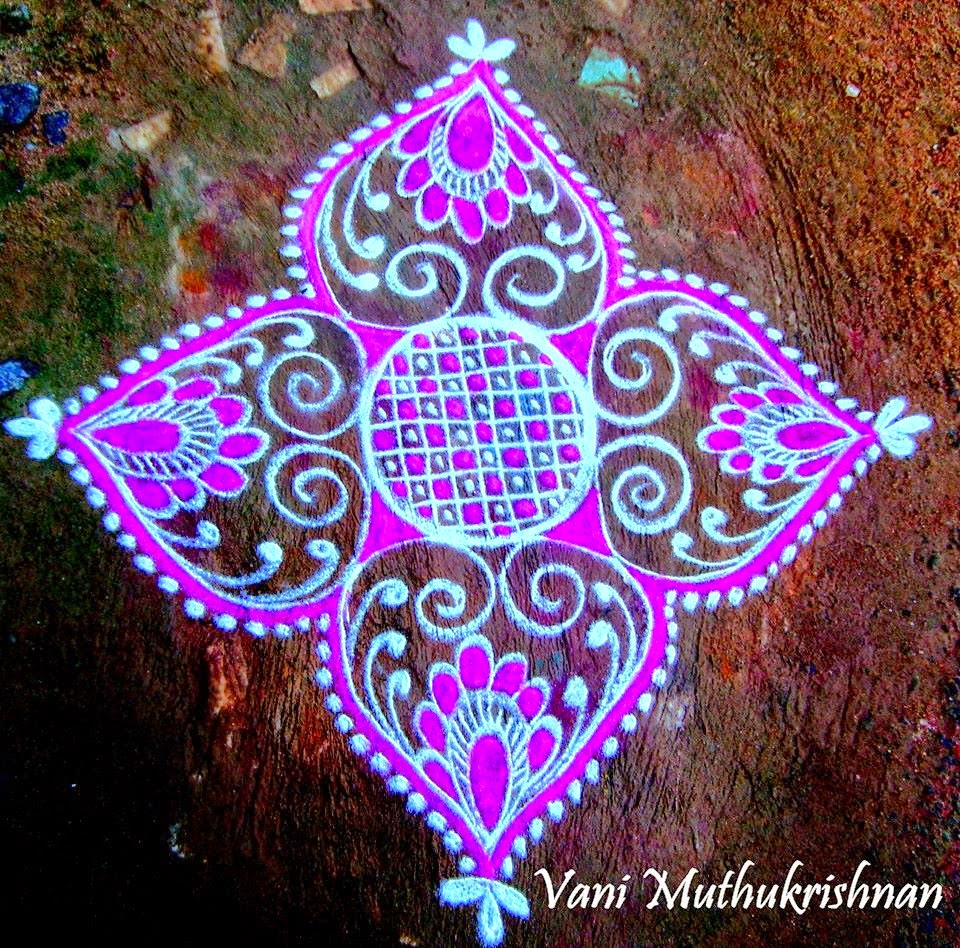 Kolam Designs 18