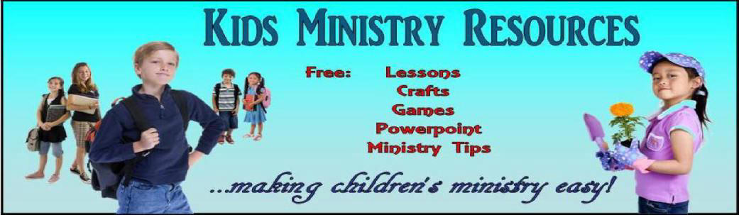 KidsMinistryResources