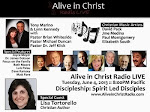Alive in Christ Radio Interview