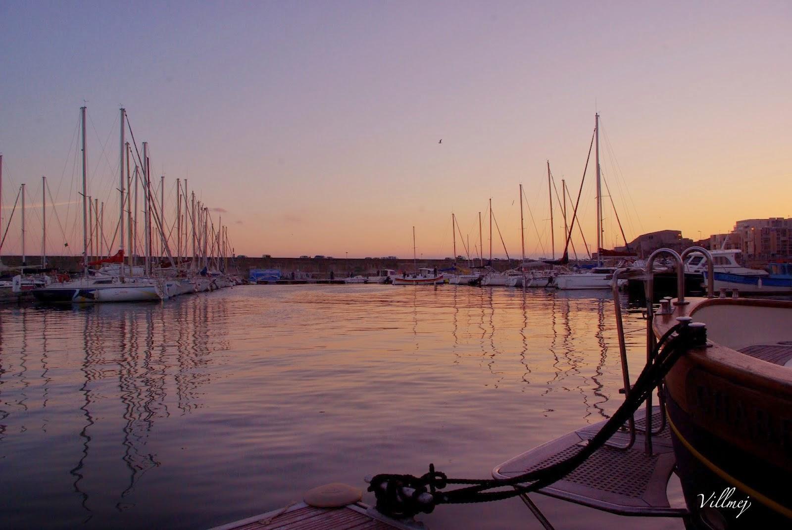 Couch du soleil sur le port de s te villmej photography - Coucher du soleil montpellier ...