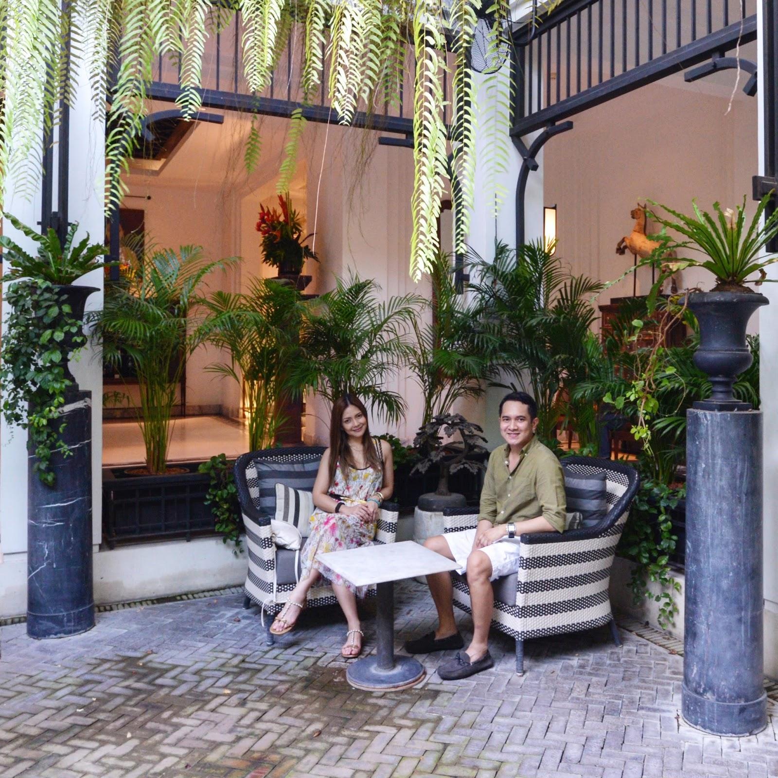 Grandeur Traveler The Siam Hotel An Urban Oasis in Bangkok