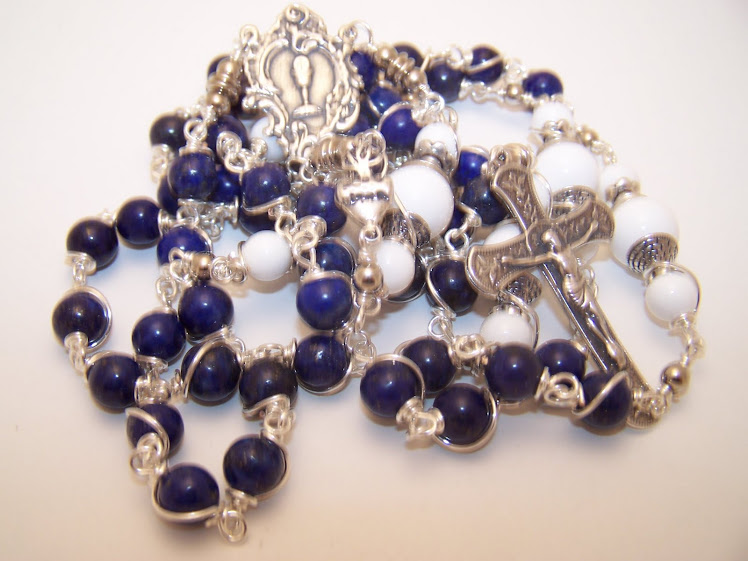 Mitchell's Rosary Picture 1 of 4